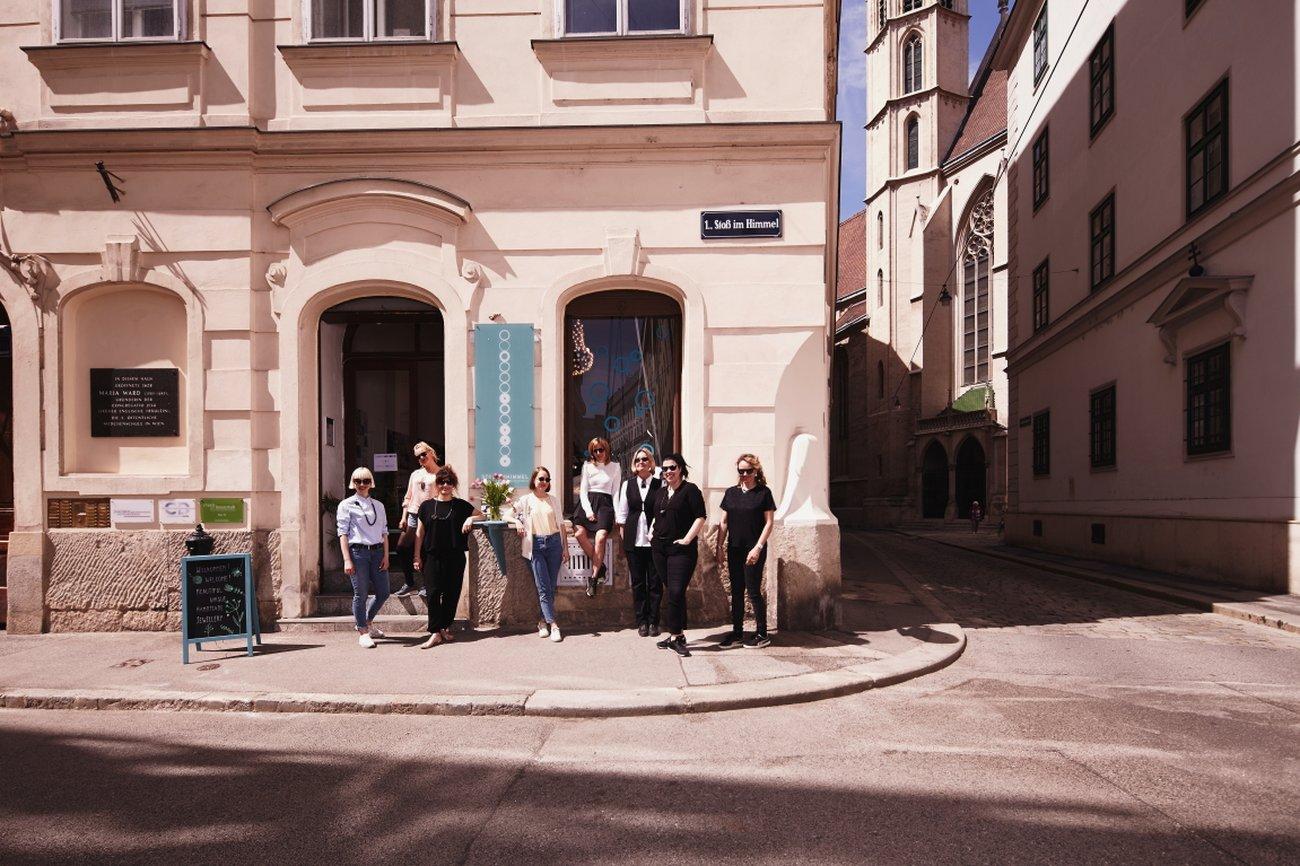 Vienna Jewelry Week 2018 with Atelier STOSSIMHIMMEL by Izabella Petrut