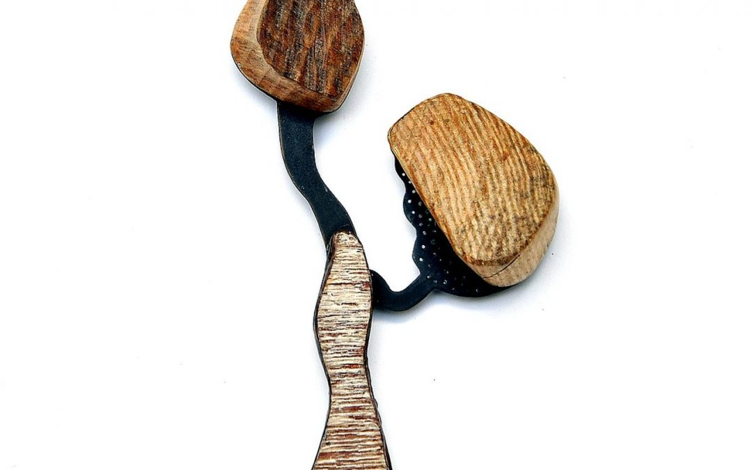 Wood of crystallized time… Focus on Aggelika Diplari's work